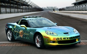 2008 E85 Z06 Corvette Indy Pace Car