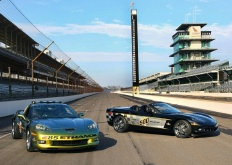 2008 Corvette Indy Pace Cars