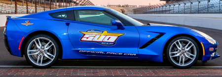 2014 Pace Car
