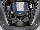 ZR1 Engine Compartment